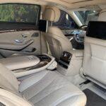 Аренда с водителем Mercedes-Benz S-Class W222