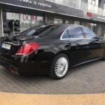 Прокат Mercedes-Benz S-Class W222