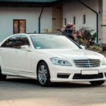Mercedes-Benz W221 White