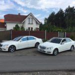 Mercedes Benz S-class + E-class