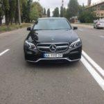 Mercedes-Benz E250 W212 2015 года без водителя