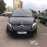 Mercedes-Benz V250 2016 года без водителя