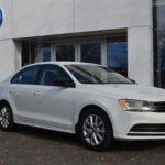 Volkswagen Jetta white