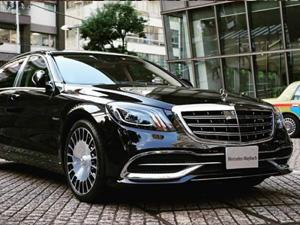 Rent a Mercedes