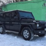 Mercedes Benz G-class Guard