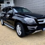 Mercedes Benz GL350d 4matic 2016