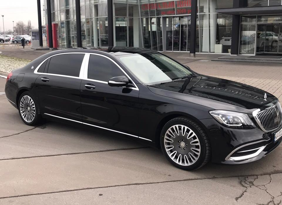 прокат Mercedes-Benz Maybach