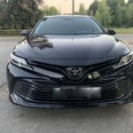 Rent Toyota Camry 70 new without driver